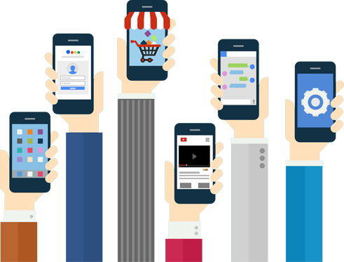 Mobile Marketing Wolverhampton